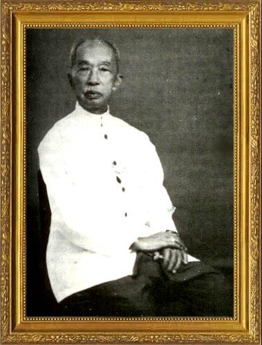 พระบิดามัคคุเทศก์ไทย
